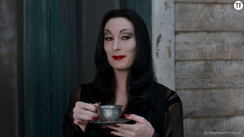 Morticia Addams, une icône féministe