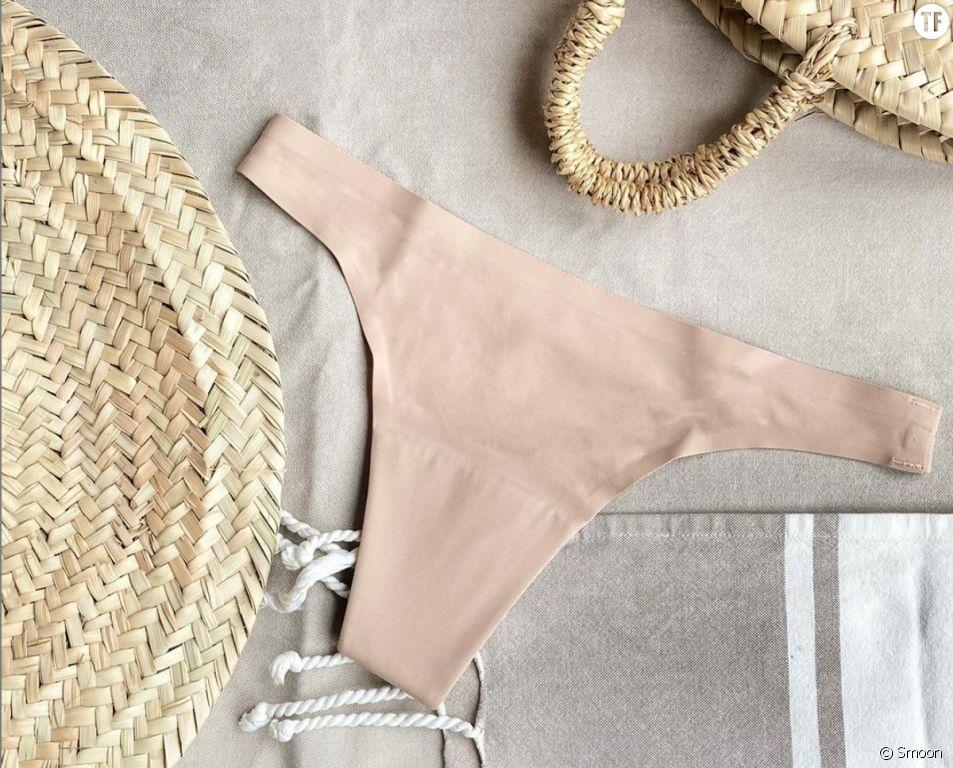 J'ai testé les sous-vêtements menstruels couleur nude
