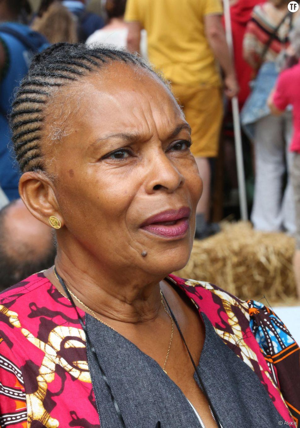 Christiane Taubira ne veut pas se présenter en 2022