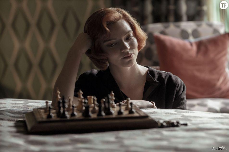 """""""Le Jeu de la dame"""", sexiste ? La championne d'échecs Nona Gaprindashvili attaque Netflix"""