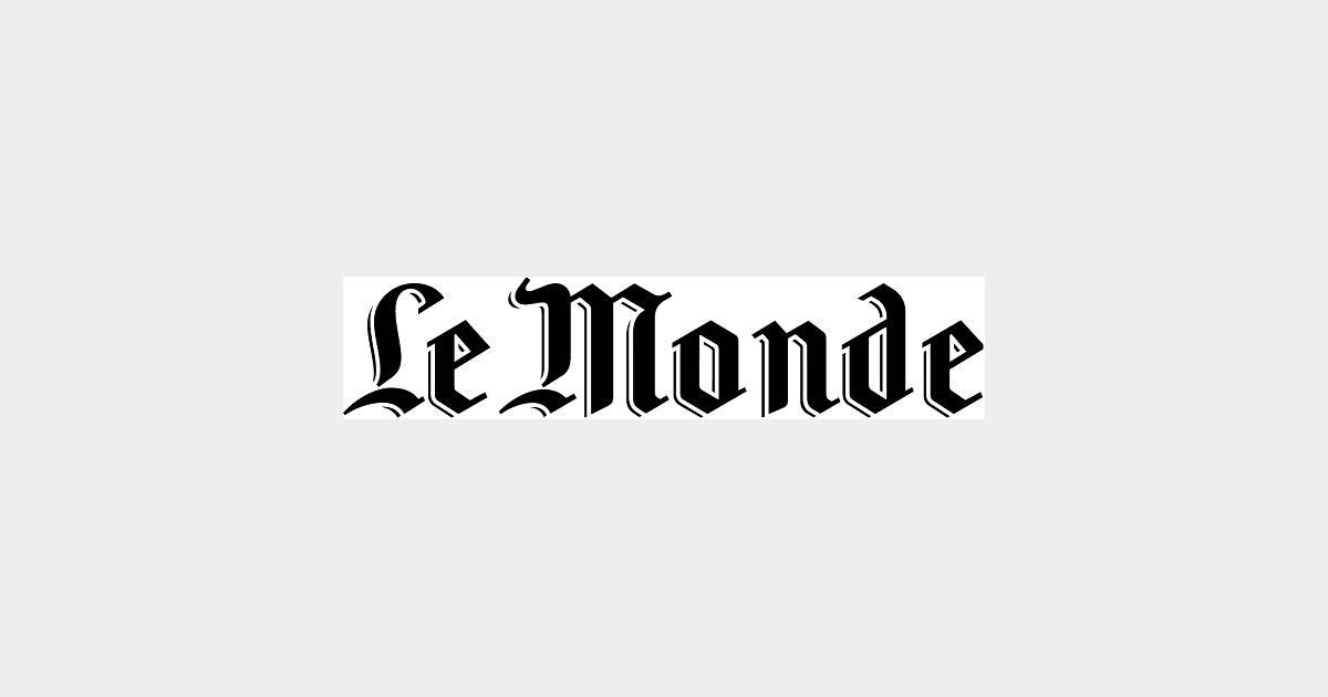 Le monde - Le journal du jeudi logo ...