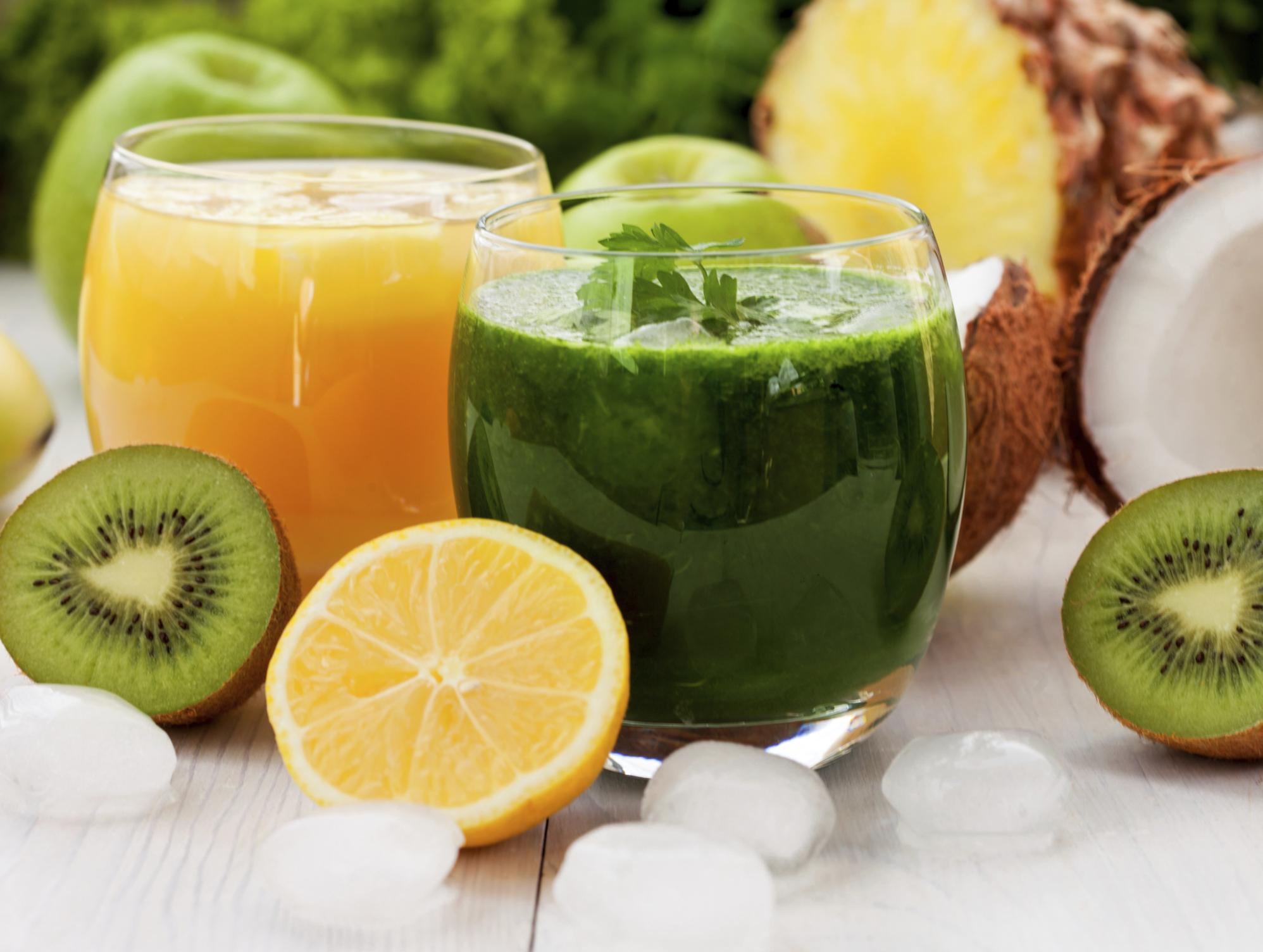 Jus de fruits et de légumes