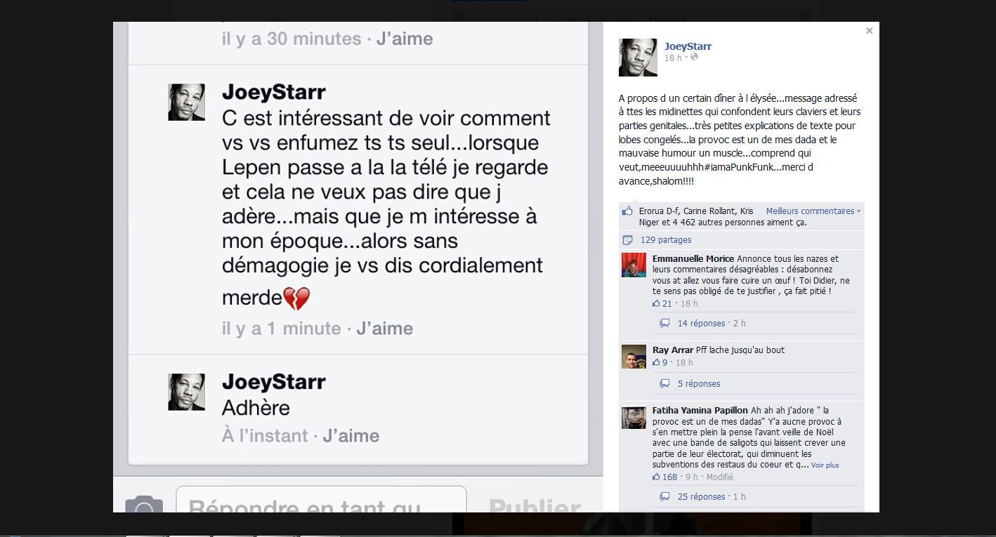 Joey Starr