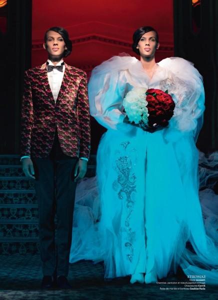 Stromae un dr le de mariage dans t tu terrafemina - Photo de mariage drole ...