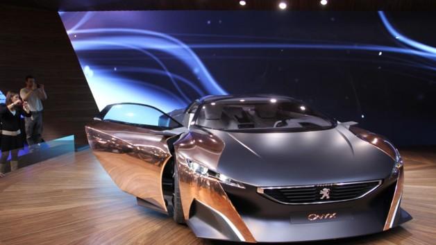 onyx peugeot mondial de l'auto
