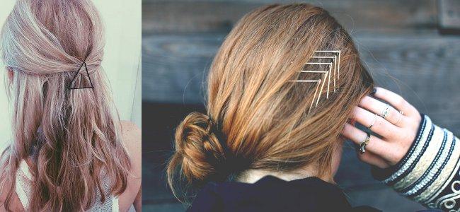Que faire avec des épingles à cheveux ?
