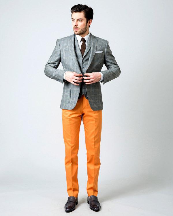tenue avec chaussures orange. Black Bedroom Furniture Sets. Home Design Ideas