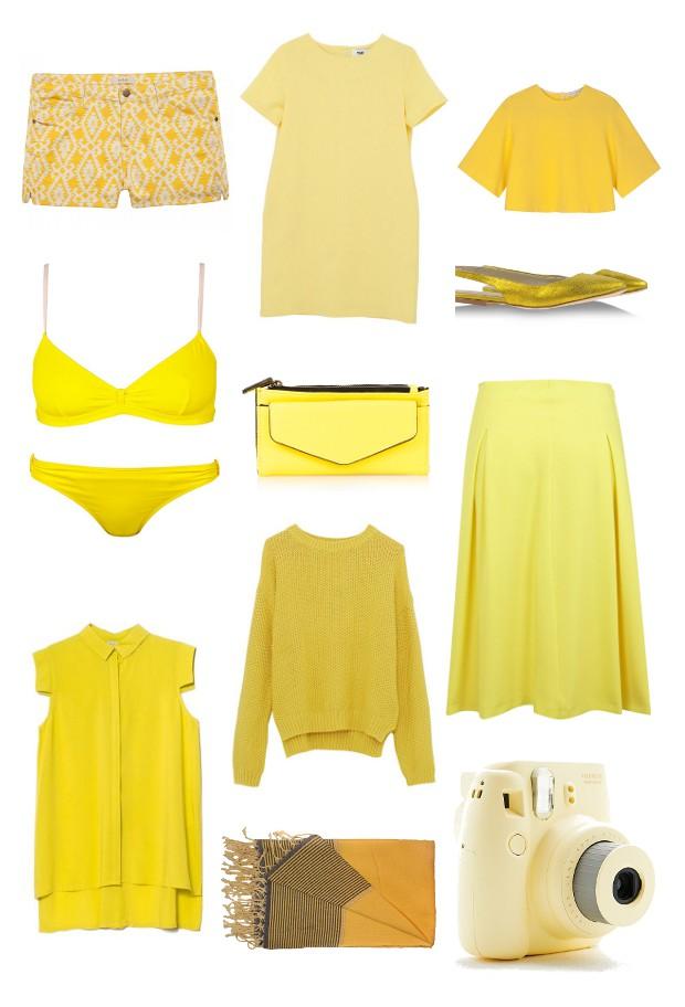 couleur populaire 2021 jaune