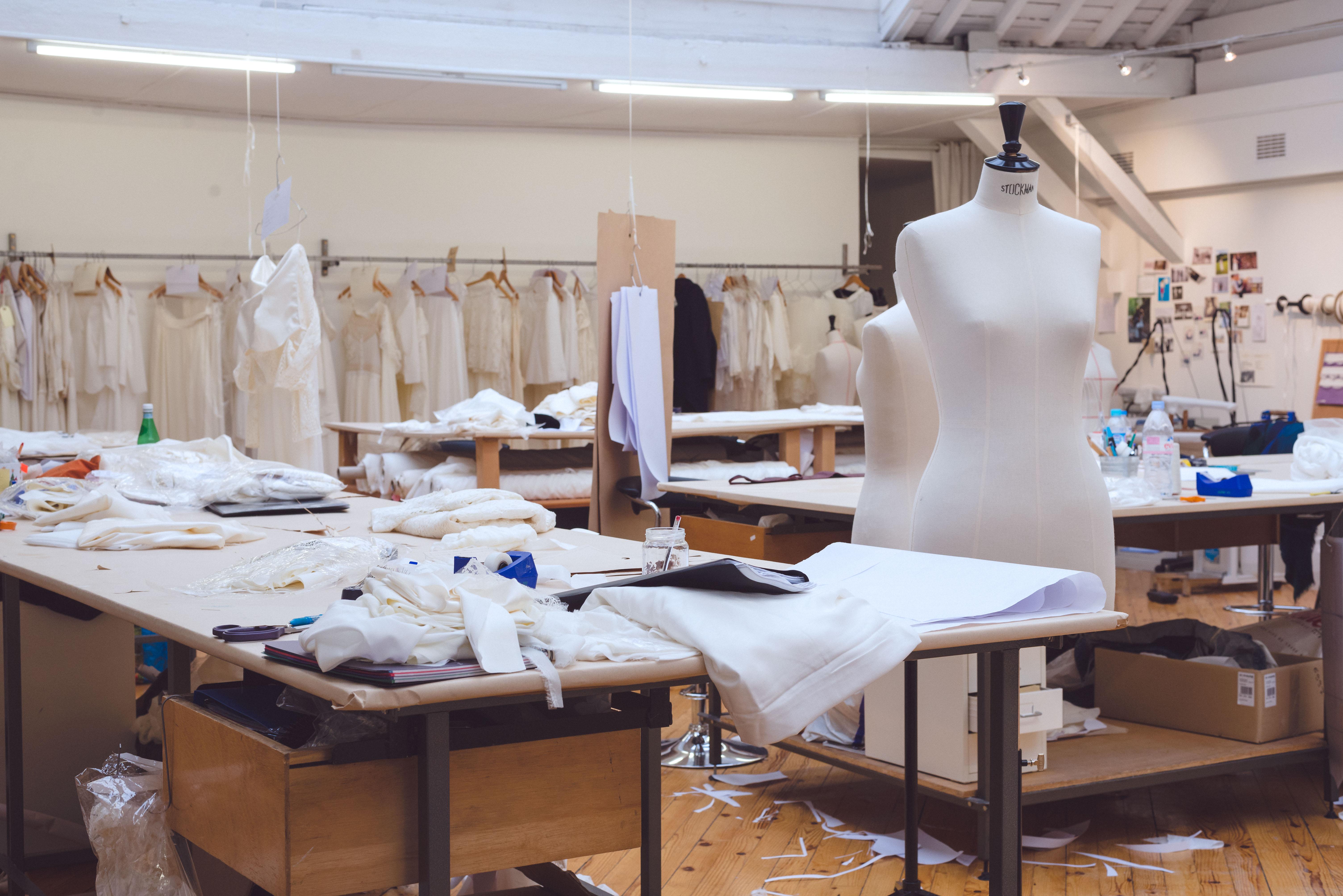 Laure de Sagazan - l'atelier