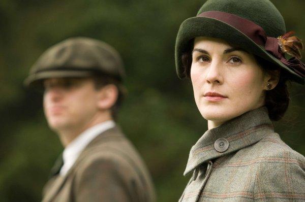Lady Mary saison 5 Downton Abbey