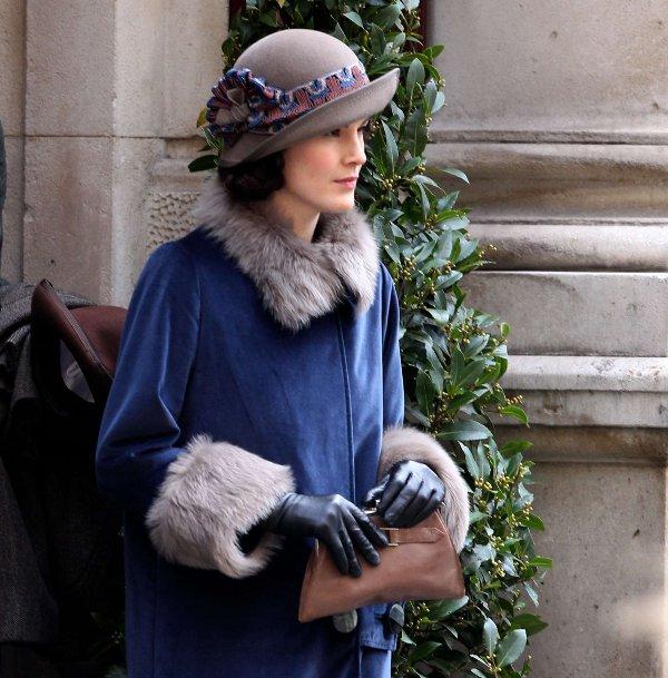 Lady Mary Downton Abbey saison 5