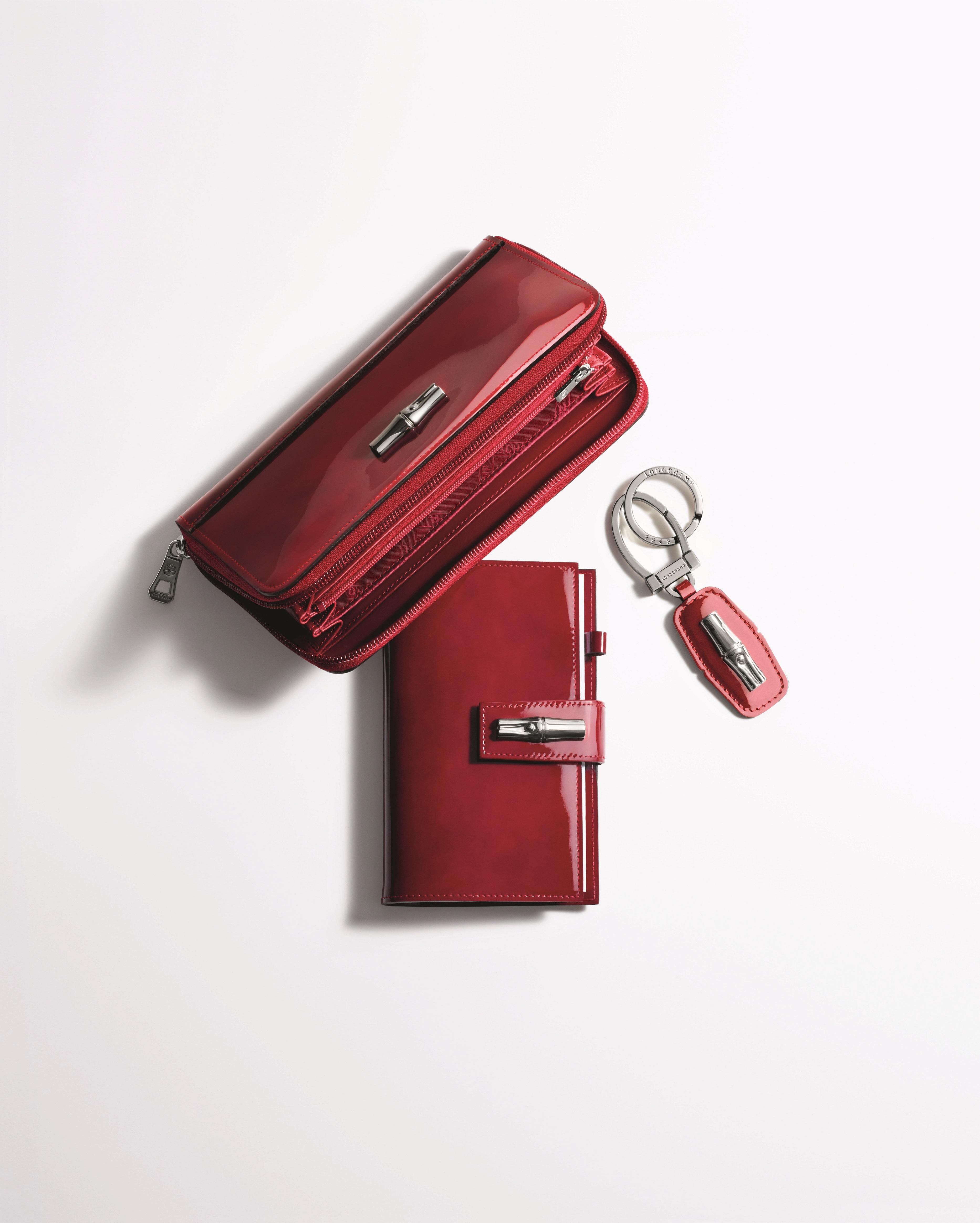 e035060cb8f9 Noël 2014   petits cadeaux tout en cuir par Longchamp - Terrafemina