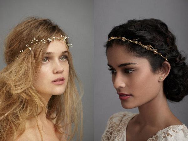 accessoires mariage headbands couronnes et bijoux pour cheveux terrafemina. Black Bedroom Furniture Sets. Home Design Ideas