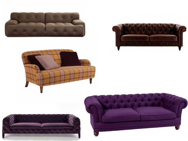 Fifties r tro n o chesterfield le canap suit vos envies for Les plus beaux canapes