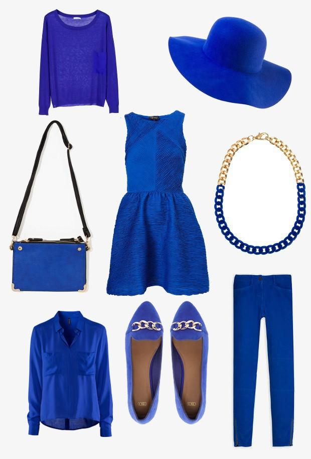 Sélection Bleu de cobalt