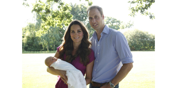 Prince George photo officielle