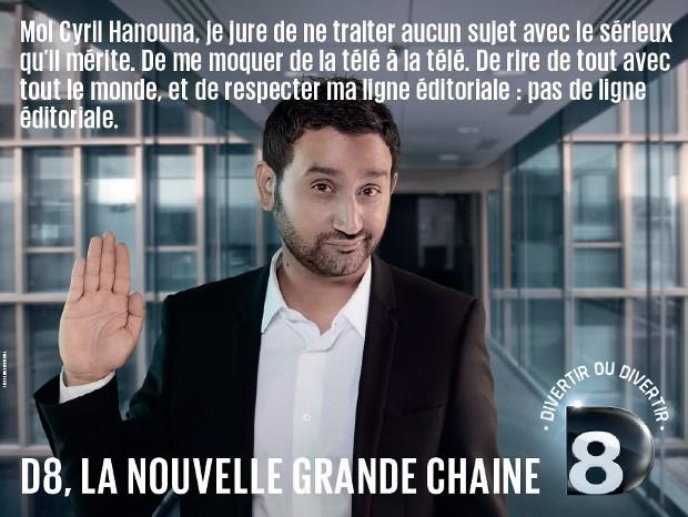 D8 Hanouna