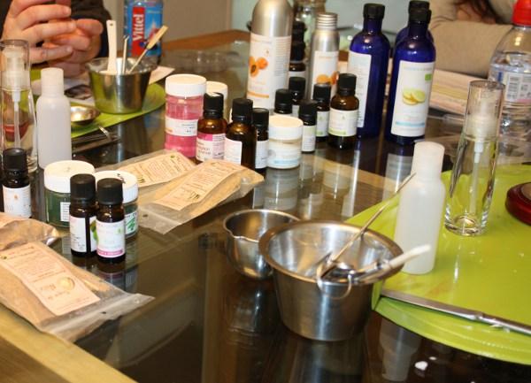 ingrédients pour savon exfoliant maison
